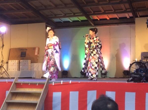 霧島神宮で歌ってまいりました。_e0342933_15333247.jpg