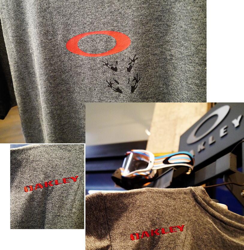 OAKLEY Tシャツ_f0178858_11342044.jpg