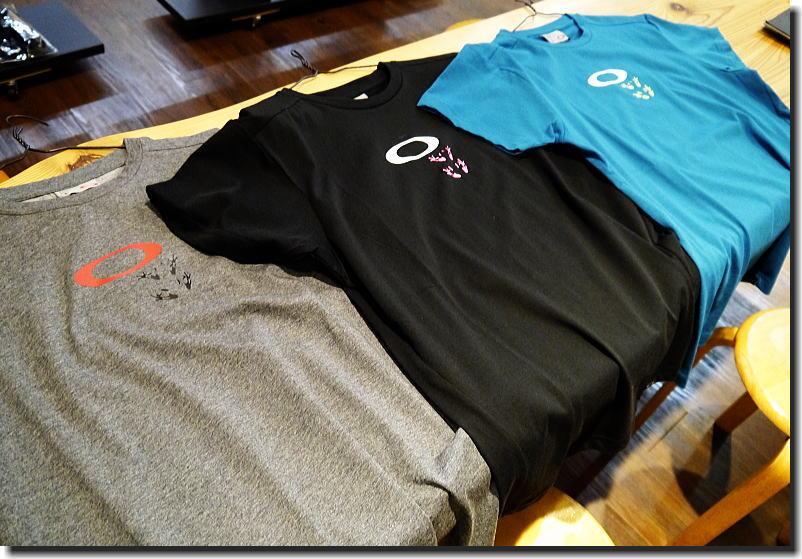 OAKLEY Tシャツ_f0178858_11343088.jpg