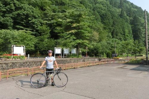 乗鞍サイクリングの続き・・・長良川サイクリング&輪行_b0332867_18061058.jpg