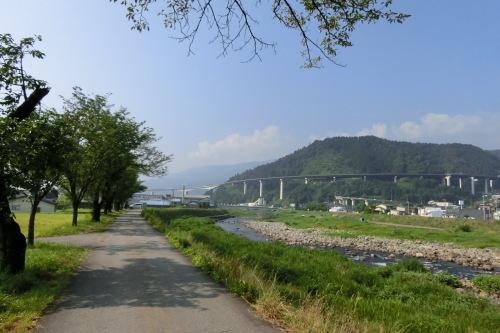乗鞍サイクリングの続き・・・長良川サイクリング&輪行_b0332867_18121236.jpg