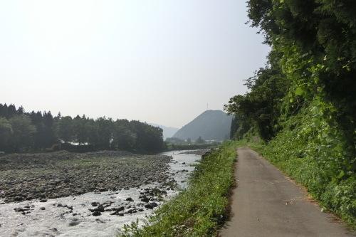 乗鞍サイクリングの続き・・・長良川サイクリング&輪行_b0332867_18132415.jpg