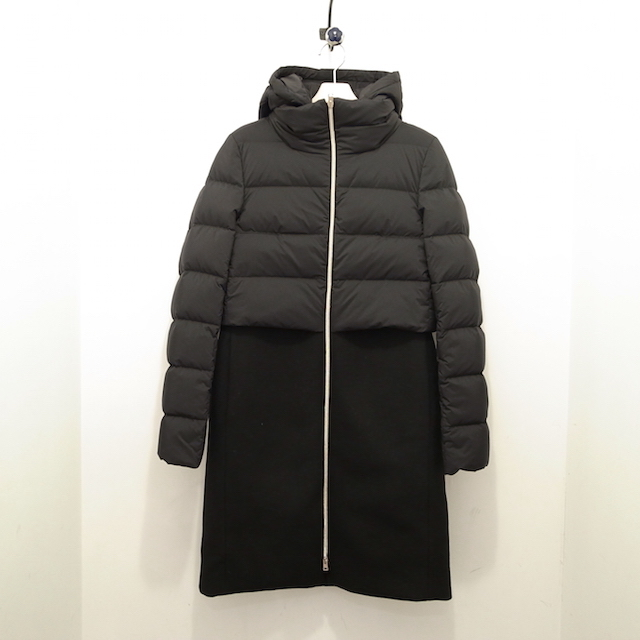 HERNO WOOL×DOWN COAT:SORRY,SOLD OUT!_f0111683_16192624.jpg