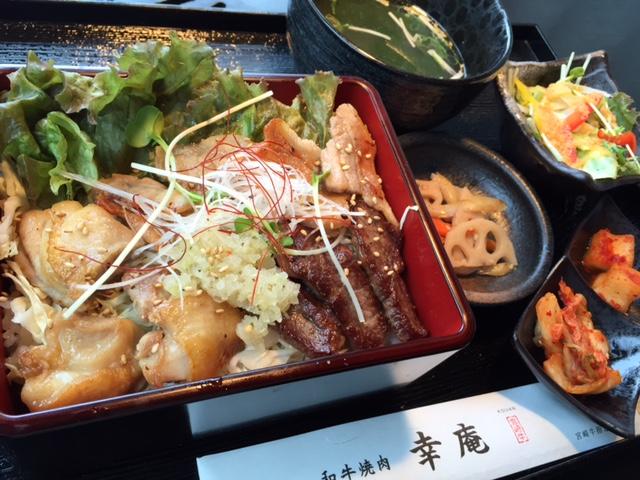 三種丼_a0326106_1581118.jpg