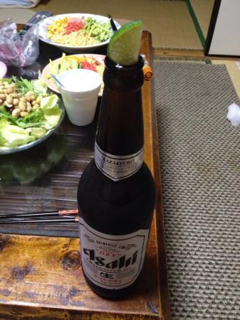 瓶ビール。_a0300410_22544769.jpg