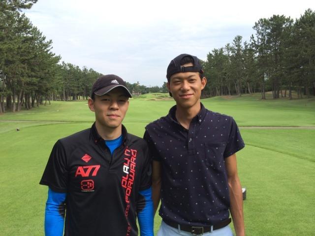 家族でゴルフ_d0192712_18535365.jpg
