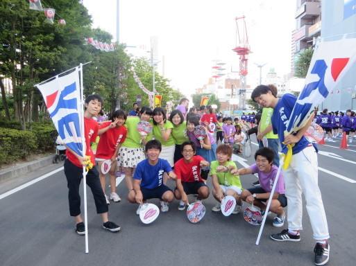 う・ね・め・祭り in Koriyama_c0345439_15215924.jpg