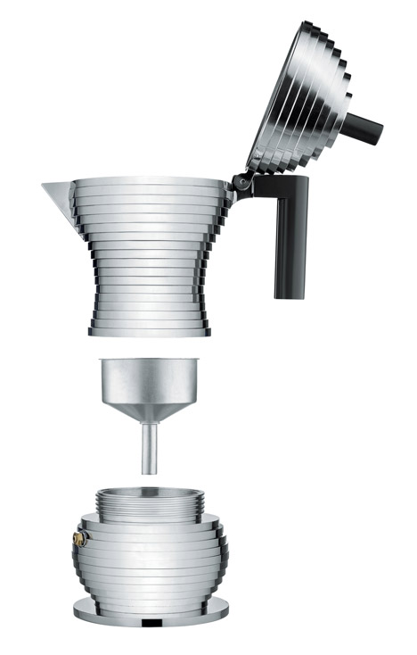 ribbed aluminium coffee moka for Alessi_e0149941_2334072.jpg