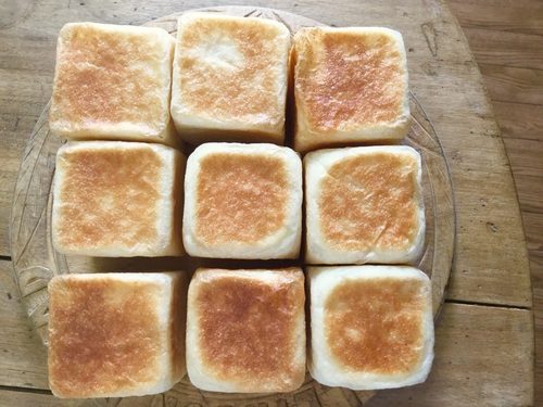 アーモンド プードル パン