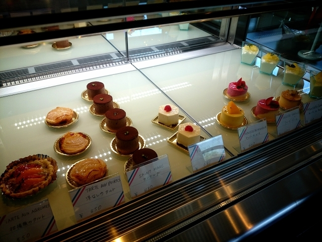 Cafe Madame Leroy(カフェ マダム ルロワ )(かほく市学園台)_b0322744_22552558.jpg