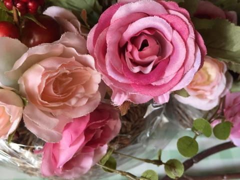 花冠とバスケット⁈_e0086864_01415498.jpg