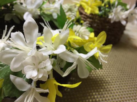 花冠とバスケット⁈_e0086864_01415644.jpg