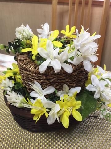 花冠とバスケット⁈_e0086864_23171341.jpg