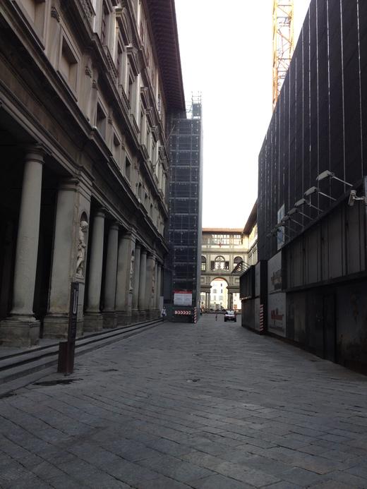 450年前に作られたあの回廊を歩く_a0136671_0465967.jpg