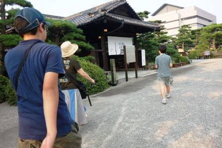 2015iwasaki夏の修学旅行・岡山・児島→香川・高松_f0177373_19481129.jpg