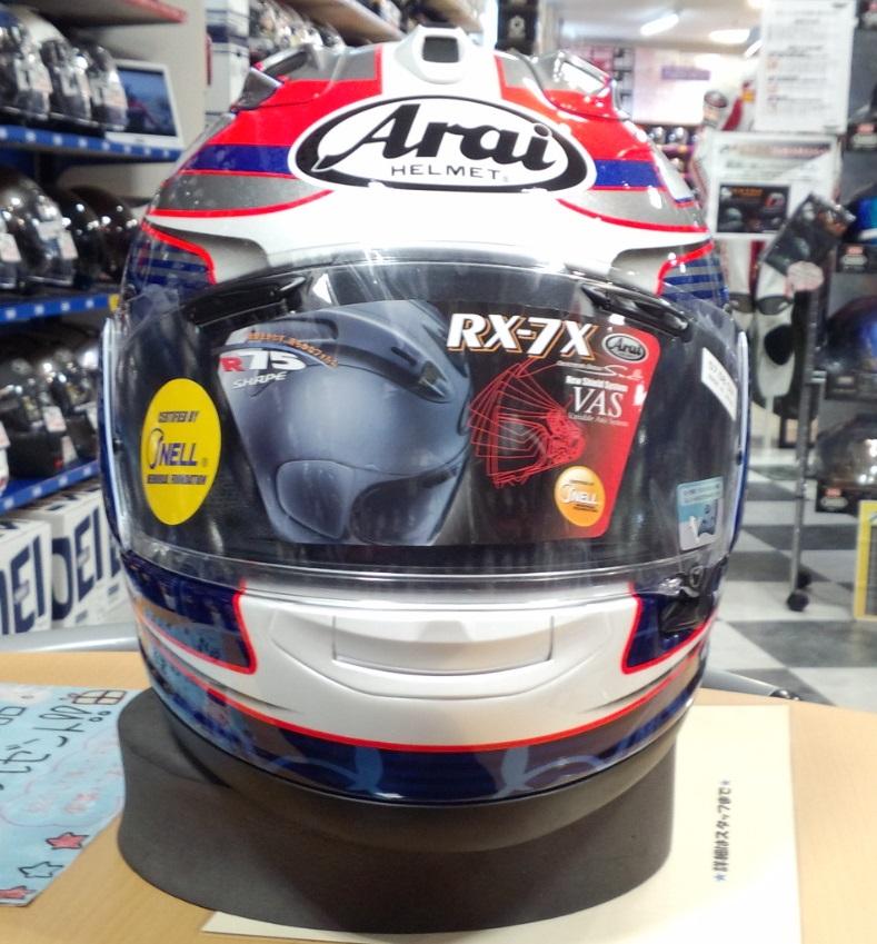 レーサーレプリカモデルのヘルメットをお探しの方に・・・ Part2_b0163075_13284275.jpg