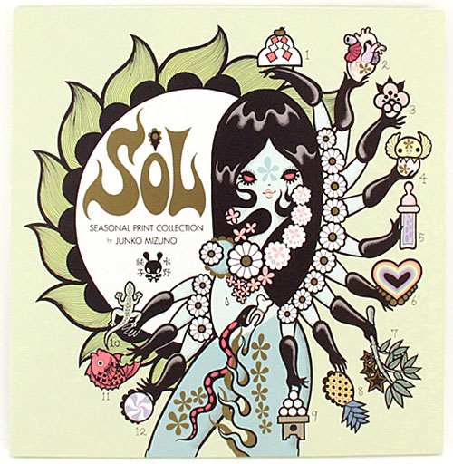 Sol: Seasonal Print Collection by Junko Mizuno_c0155077_18455663.jpg