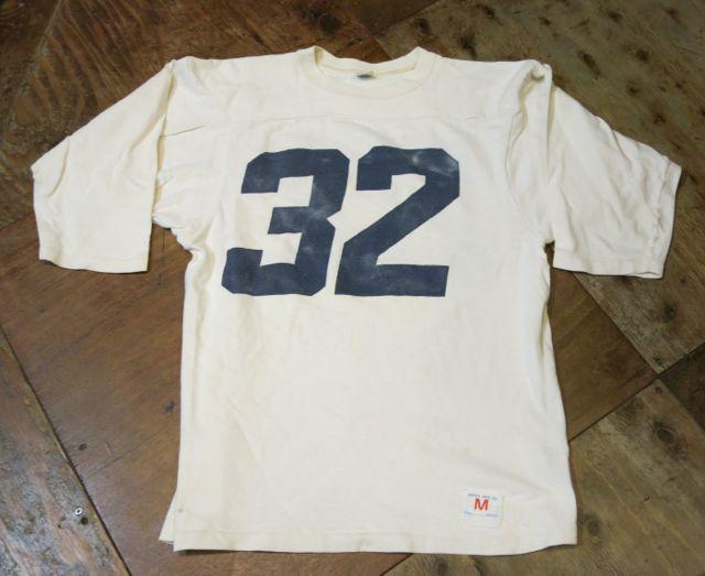 8/15(土)入荷!70s~all cotton ARTEX    フットボールTシャツ!_c0144020_14171957.jpg