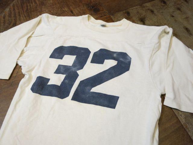 8/15(土)入荷!70s~all cotton ARTEX    フットボールTシャツ!_c0144020_1417244.jpg