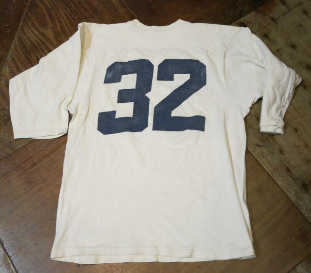 8/15(土)入荷!70s~all cotton ARTEX    フットボールTシャツ!_c0144020_14195927.jpg
