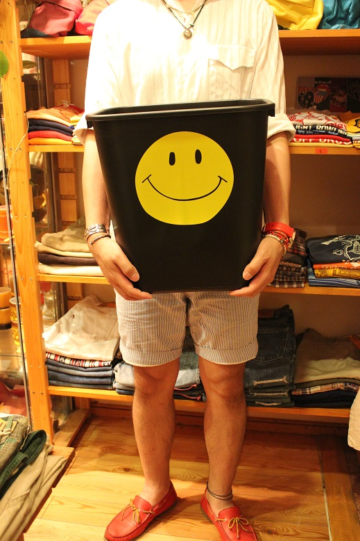 """JACKSON MATISSE \""""SMILE KC & RUBBERMAID RECYCLE CONTAINER\"""" ご紹介_f0191324_98494.jpg"""