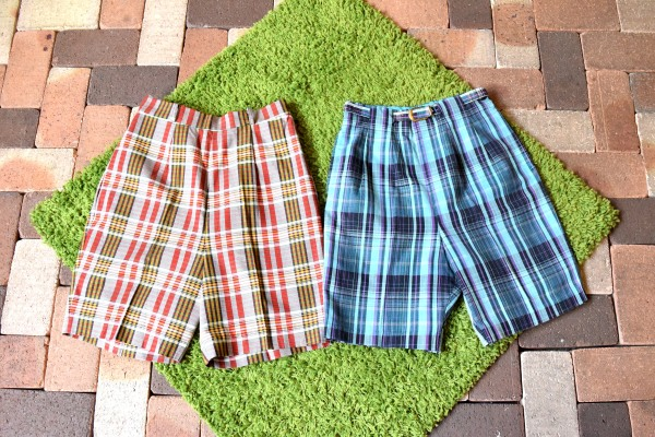 *BLOG 4DAYS*  VINTAGE SHORTS!!_e0148852_17421720.jpg