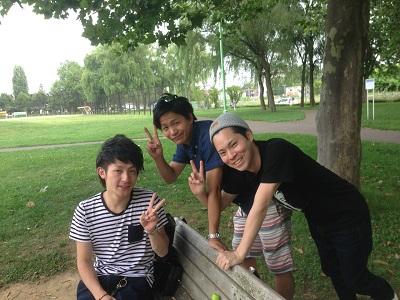 BBQイベントin札幌_e0206865_15312686.jpg