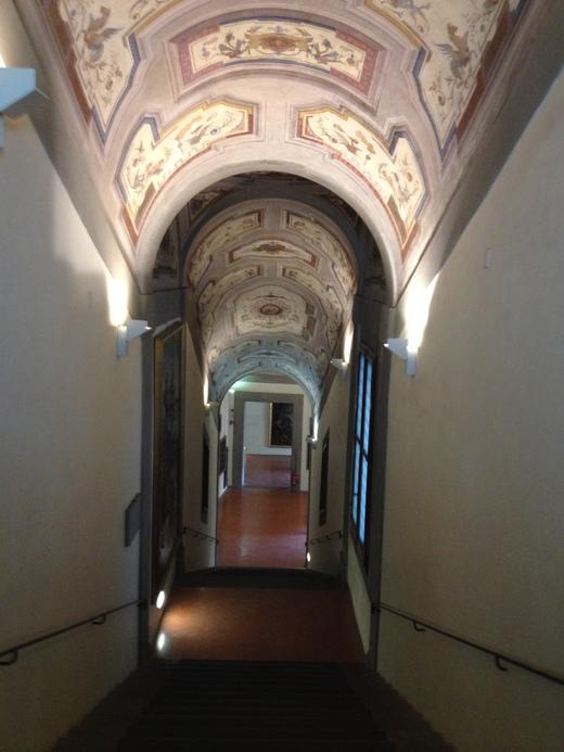 ヴァザーリの回廊と22年前の悲しいテロ_a0136671_0561833.jpg