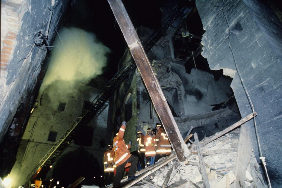 ヴァザーリの回廊と22年前の悲しいテロ_a0136671_1102364.jpg