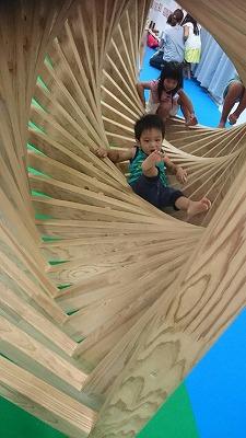 もくもくパーク夏祭り_f0138874_17253730.jpg