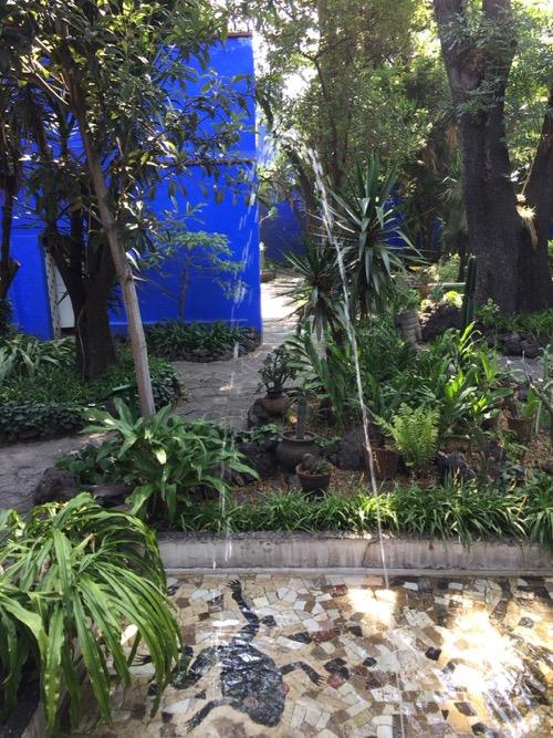 2015 Mexico フリーダ・カーロ邸_c0108595_2115867.jpg