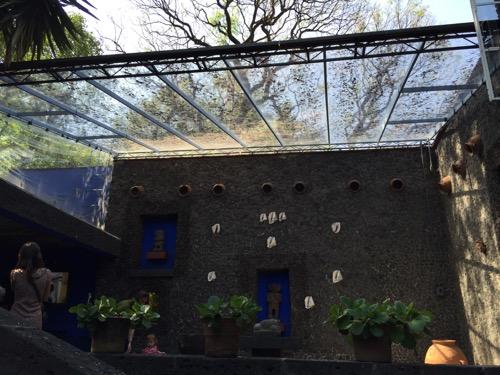 2015 Mexico フリーダ・カーロ邸_c0108595_2122485.jpg