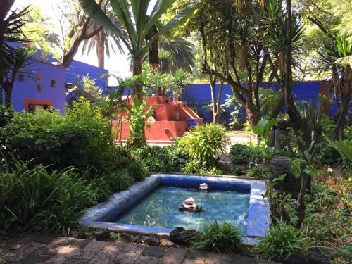 2015 Mexico フリーダ・カーロ邸_c0108595_2125931.jpg