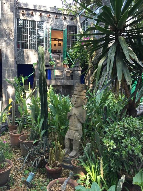 2015 Mexico フリーダ・カーロ邸_c0108595_2174357.jpg