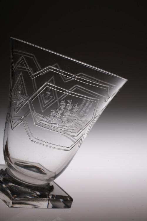 "Baccarat \"" Jean Bart \"" glass_c0108595_311698.jpg"