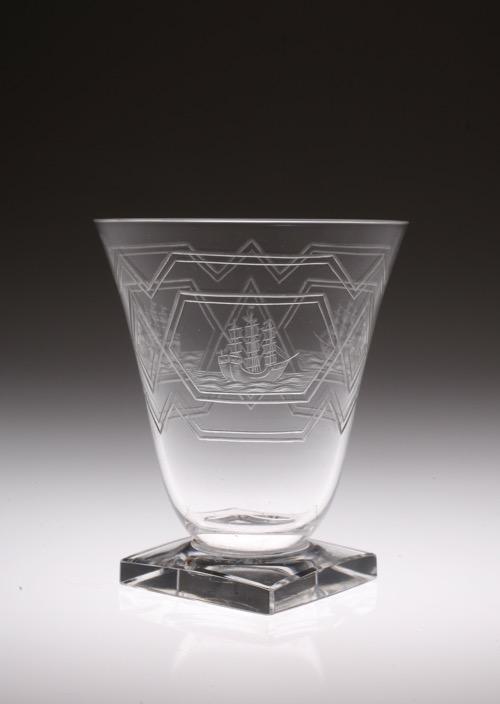 "Baccarat \"" Jean Bart \"" glass_c0108595_4450100.jpg"