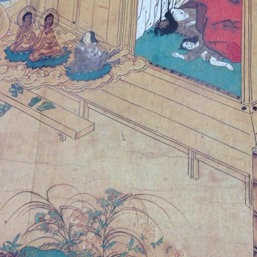 弘法大師行状絵図複製_e0054299_16505698.jpg