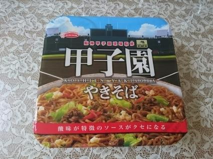 エースコック 阪神甲子園球場監修 甲子園やきそば_b0042308_11450628.jpg