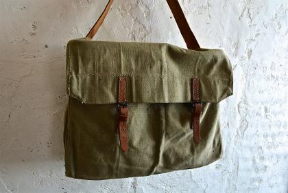 Belgian army 50\'s postman bag_f0226051_15211531.jpg