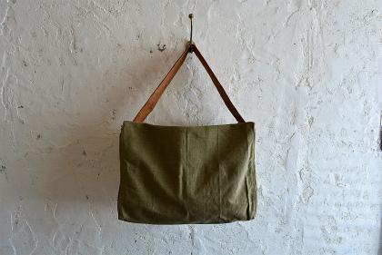 Belgian army 50\'s postman bag_f0226051_15233517.jpg