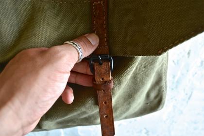 Belgian army 50\'s postman bag_f0226051_1525585.jpg