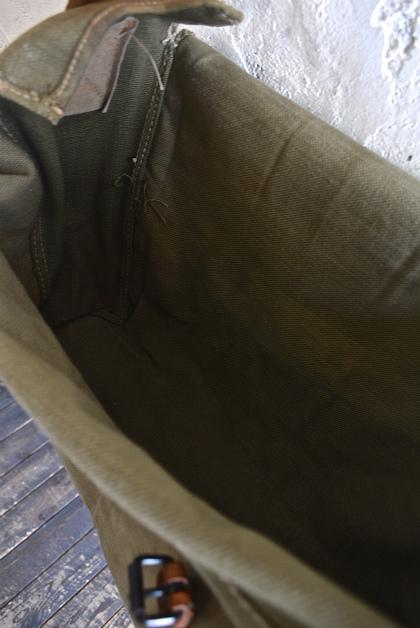 Belgian army 50\'s postman bag_f0226051_15433270.jpg