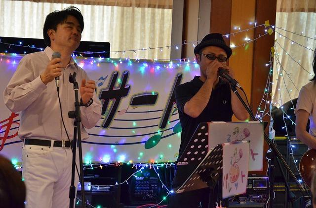8月9日、高齢者施設でパレットライブを行いました♪_e0188087_1716720.jpg