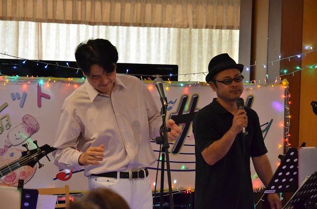 8月9日、高齢者施設でパレットライブを行いました♪_e0188087_1717577.jpg