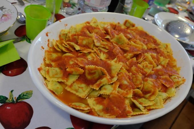 Menù di Ferragosto 2015 ☆イタリアの夏祭り料理 〜ペルージャ偏〜_b0246303_22220344.jpg