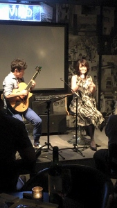 "Live at ""BLUVINO"" in Seoul♪ 2015.7.17_c0139321_21303650.jpg"