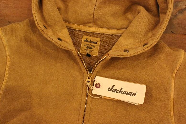 "Jackman \""JERSEY SET-UP & SWEAT\"" ご紹介_f0191324_915732.jpg"
