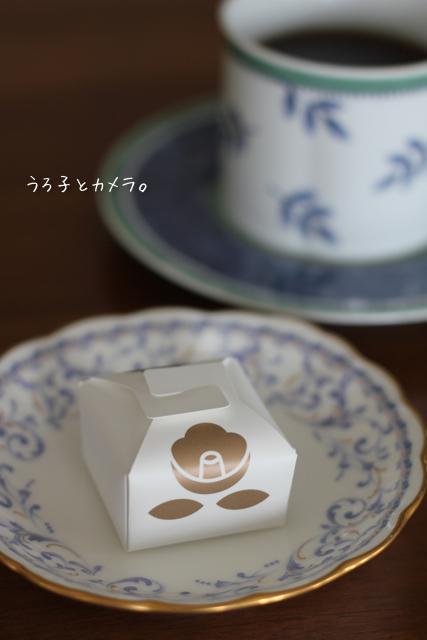 *資生堂パーラー* 〜チーズケーキ キャラメルサレ〜_f0348831_10142119.jpg