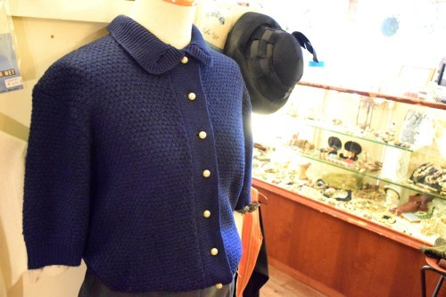 *BLOG 4DAYS* SHORT SLEEVE KNIT *_e0148852_15340404.jpg