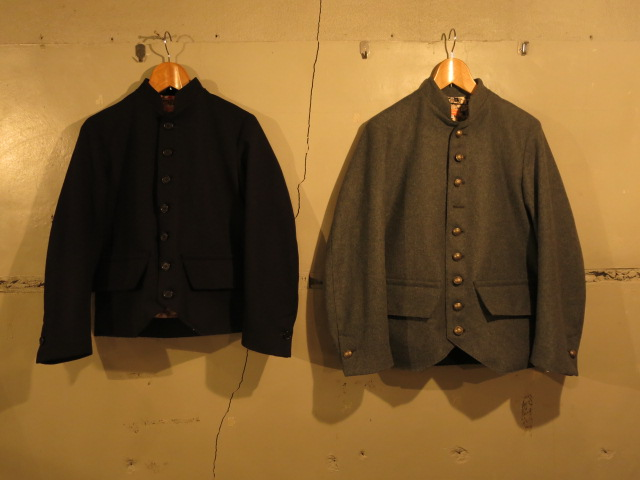 """SOURCE-TAP × TheThreeRobbers STAND/C SHORT JACKET - ORDER\""ってこんなこと。_c0140560_1039351.jpg"